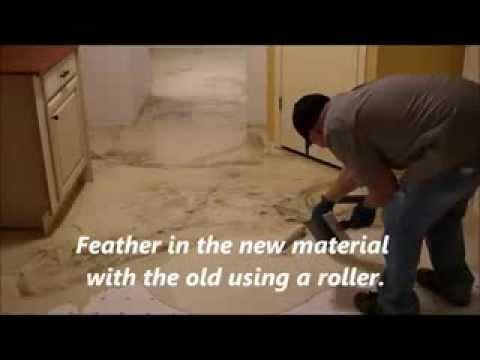 sol epoxy marbré FxPoxy DIY , Basement Epoxy Flooring for Tile,Vinyl, Concrete
