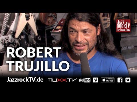 JazzrockTV #94 ROBERT TRUJILLO INTERVIEW