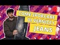COME SPORCARE DI VERNICE STILE DSQUARED2 I JEANS TUTORIAL
