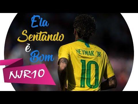 Neymar Jr - Ela Sentando é Bom MC Pedrinho