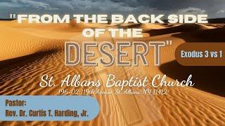 St. Albans Baptist Church, Online Service