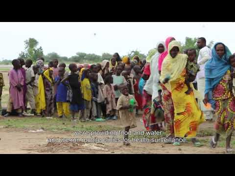 MSF Outreach Project Coordinator on IDPs in Nigeria