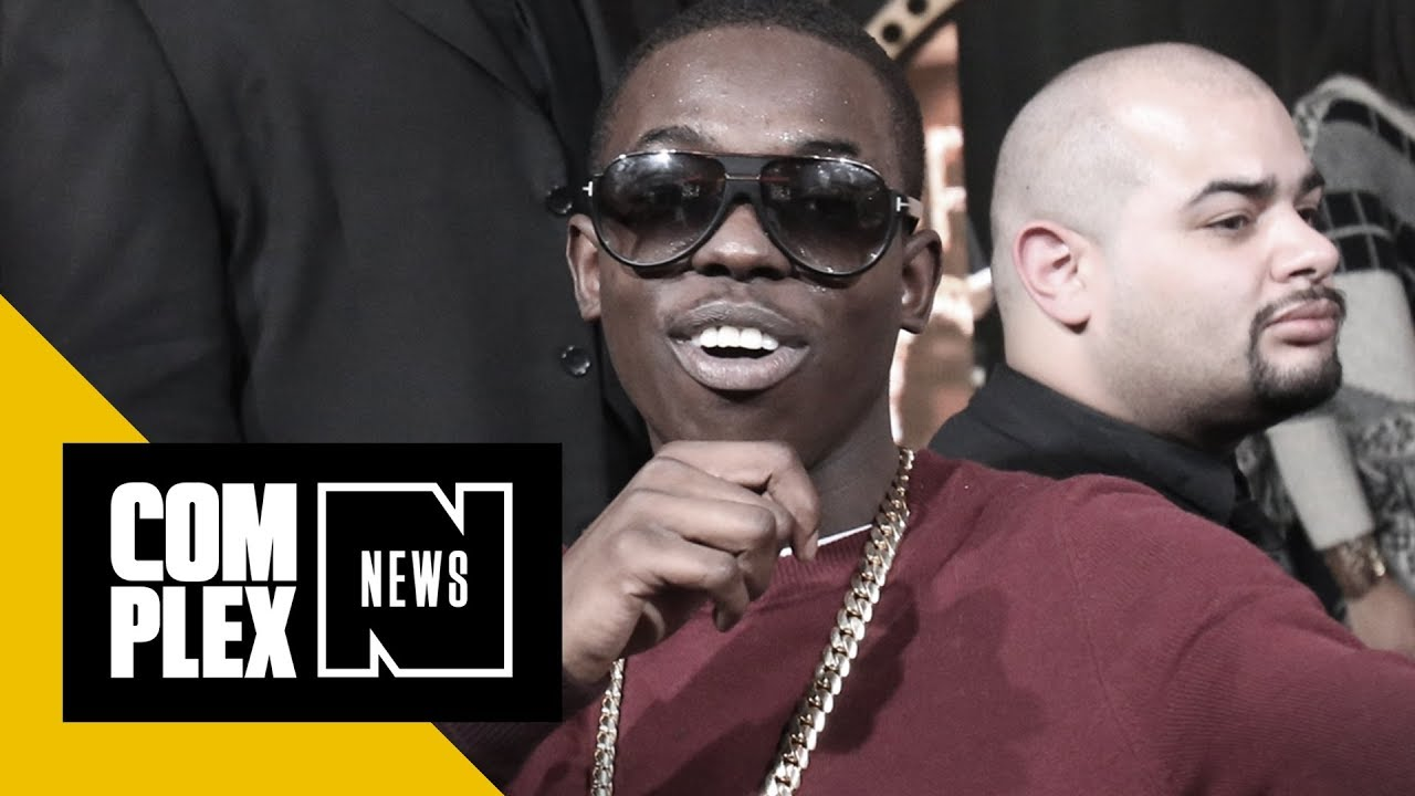 Bobby Shmurda Could Be Out of Prison Sooner Than Expected