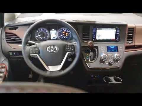 토요타, 미니밴 `뉴 시에나` 출시 ..사륜구동 장착