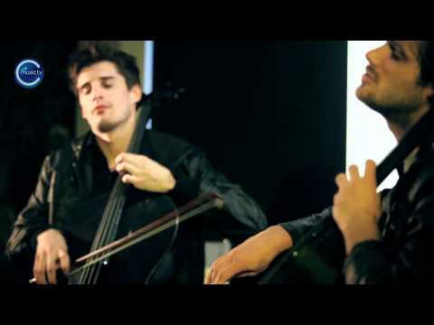 2CELLOS Sulic  Hauser   LIVE 'With Or Without You' By U2 HD