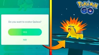 EVOLVING TO TYPHLOSION IN POKEMON GO! + NEW DAY/NIGHT SPAWNS & EVENT! Generation 2 Typhlosion!