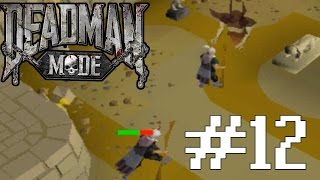Deadman Mode: Episode 12 - DESERT TREASURE DONE TIME FOR THE NOOB HUNT