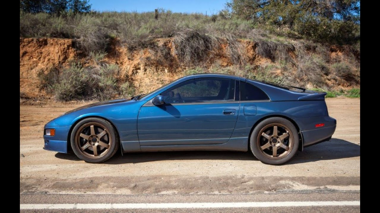 500 whp nissan 300zx twin turbo one take thesmokingtire youtube. Black Bedroom Furniture Sets. Home Design Ideas