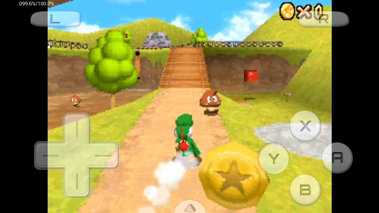 💌 Mario 64 ds apk download | Super Mario 64 DS for Android