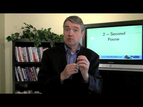 Sales Power Tip: 2 Seconds Is All It Takes