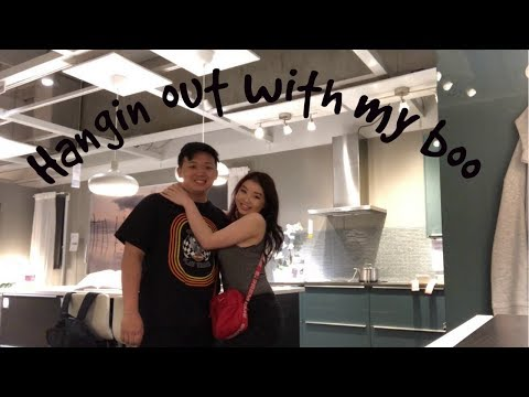 VLOG: red hair and ikea | Jenn Thao