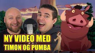 Ny Timon og Pumba!