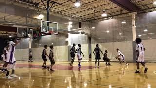 Team L.A.B. vs FBCG Dynamic Disciples -Marvin Guthrie Coach Dayal