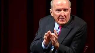Jack Welch: Create Candor in the Workplace