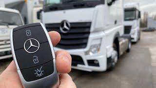 Новый Mercedes-Benz Actros пятого поколения !!!