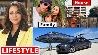 Gauri Khan Lifestyle 2021, Income, House, Son, Cars, Husband, Daughter, Family, Biography & NetWorth