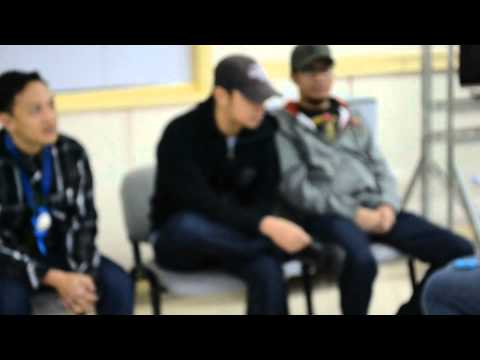 A Day with The Parokya Ni Edgar | @HNU | HNU Days 2014