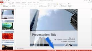 Как загрузить PowerPoint на YouTube