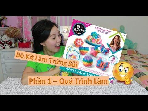 Bộ Kit Tự Làm Trứng Sủi II Phần 1 - Quá Trình Làm Gian Nan Và Đầy Lo Lắng