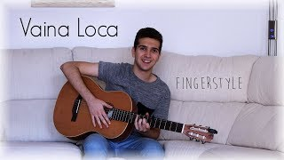 Vaina Loca Ozuna x Manuel Turizo - Cover Guitarra Fingerstyle.mp3