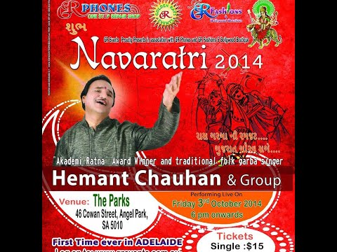 GR Events presents Hemant Chauhan Live in Adelaide 2014