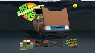 CAR - ZAZ 1102 TAVRIA - My Summer Car (#36)