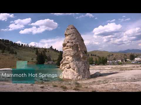Yellowstone National Park (Geysers & Hot Springs)