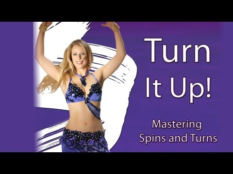 Turn it Up - Mastering Spins and Turns (DVD trailer)