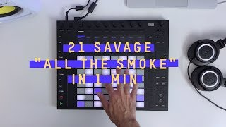 How 21 Savage's