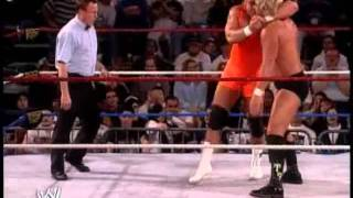 "Mr. Perfect vs. ""Red Rooster"" Terry Taylor (WWF 1993)"