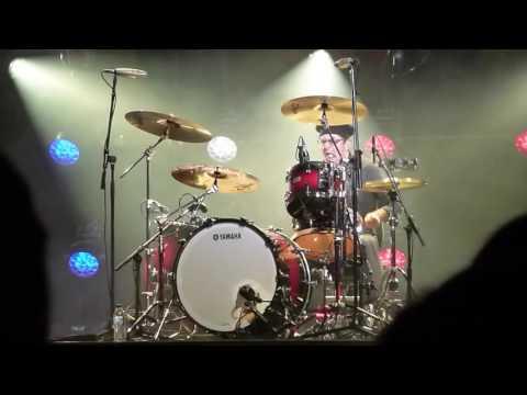 Joe Bonamassa   Anton Fig Drum Solo   Glasgow Armadillo 3rd July 2016