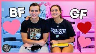 BOYFRIEND & GIRLFRIEND COMPATIBILITY LOVE TEST!