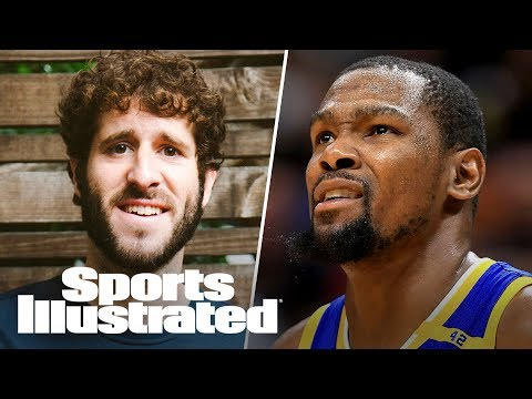 Kevin Durant Vs. Lil Dicky: Who's Right In LeBron James Trade Debate? | SI NOW | Sports Illustrated