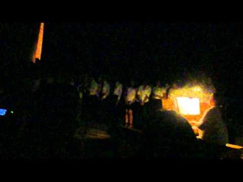 Glen Meadow Middle School 8th grade spring concert (fireflies)
