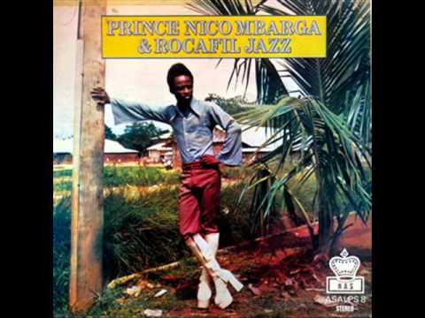 Prince Nico Mbarga & His New Rocafil Jazz - Music Message ...