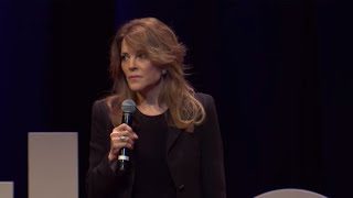 The New American Story | Marianne Williamson | TEDxBerkeley
