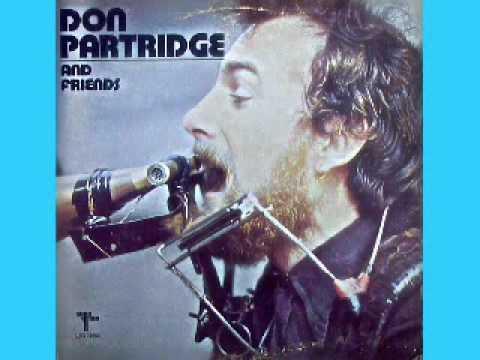 """Don Partridge- """"Rosie"""" (Lyric)"""