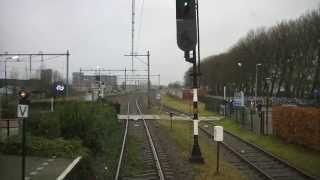 Repeat youtube video A train driver's view: Rotterdam CS - Hoek van Holland Haven, SGMM, 26-Jan-2015.