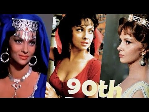 Gina Lollobrigida = The 90th of the Greater  Diva.. Tribute.