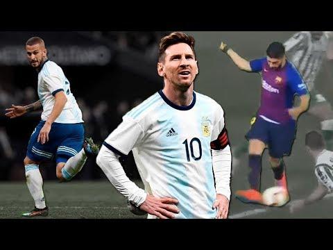 Messi y la diferencia entre jugar con Benedetto y Luis Suarez 🤔