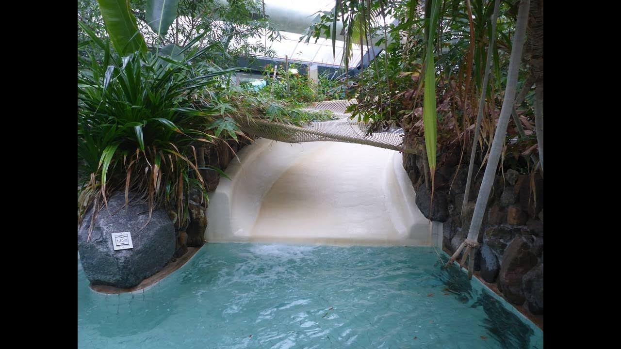 Familieglijbaan aqua mundo centerparcs het meerdal youtube