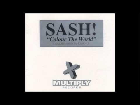 Sash! - Colour The World (ATB Remix) mp3