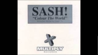 Watch Sash Colour The World video