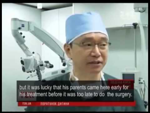 [Ukraine] Broadcast on TCN with regards to Ukraine child patient