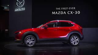 Mazda CX-30 U.S. Debut at the LA Auto Show | Mazda USA