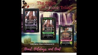The Styles of Love Trilogy-Author Reading
