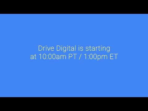 Drive Digital 2018