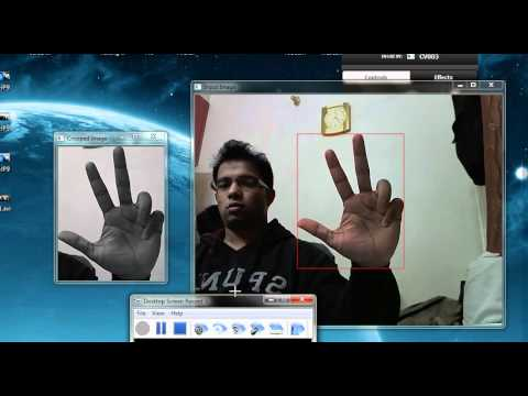 ROI based Image cropping and grayscale conversion OpenCV