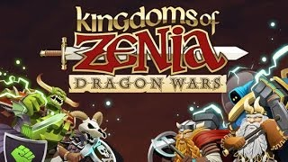 Zenia: Age Of The Dragon King