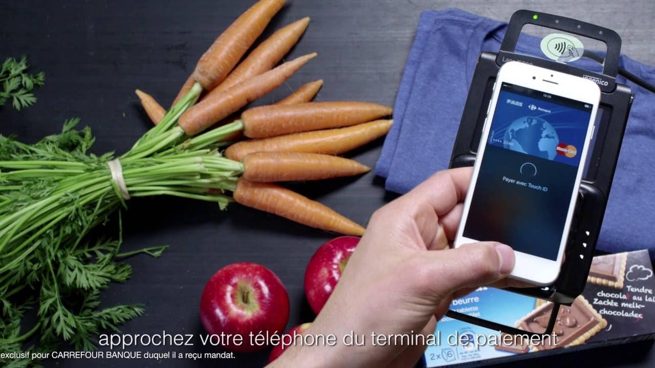 Carte Carrefour Faq.Apple Pay Est Disponible Chez Carrefour